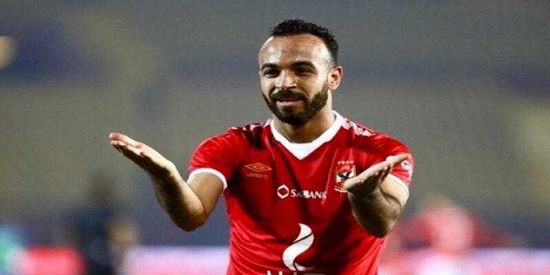 """""""أفشة"""" أفضل لاعب في الجولة الرابعة بأبطال أفريقيا للمرة الثانية على التوالى"""