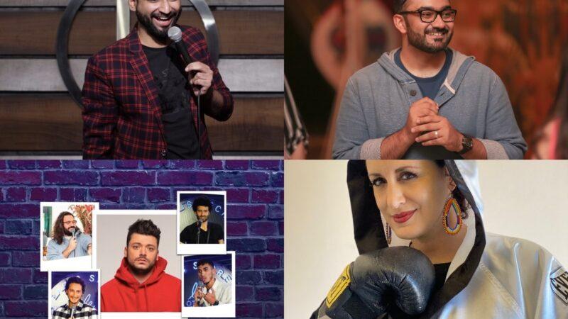 مهرجان دبي للكوميديا يستقطب باقة جديدة من أشهر نجوم الكوميديا من حول العالم