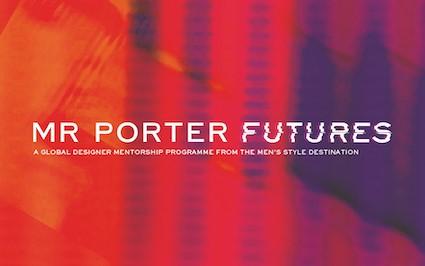 """الإعلان عن """"MR PORTER FUTURES"""": برنامج التدريب العالمي لمصمّمي الأزياء الرجالية"""