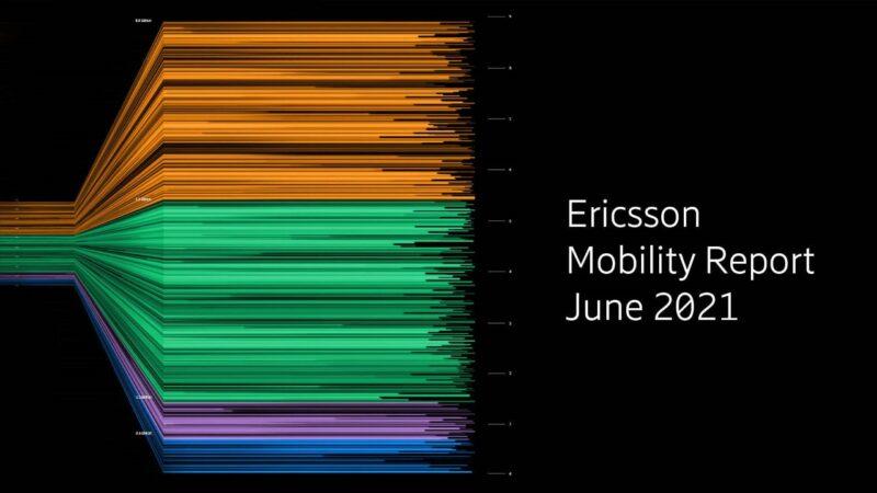 أكثر من نصف مليار اشتراك في شبكات الجيل الخامس بنهاية عام 2021 .. بحسب تقرير التنقل من إريكسون