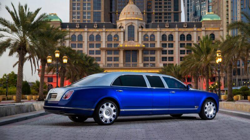 Mulsanne Grand Limousine by Mulliner – فرصة لاقتناء سيارة رباعية الأبواب تحتل موقع القمّة في عالم الفخامة