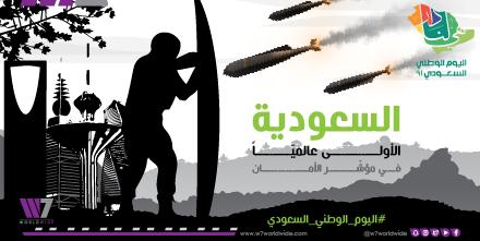 زيادة مؤشرات الأمان ترفع اهتمامات الفيديوهات القصيرة باليوم الوطني السعودي 91