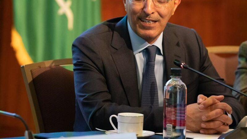 الجدعان يشارك في الاجتماعات السنوية للبنك وصندوق النقد الدوليين للعام 2021
