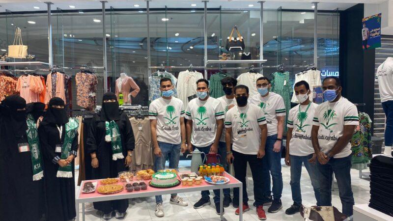 علامة تونتي4 تحتفل باليوم الوطني الـ 91 للمملكة العربية السعودية